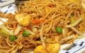 Yaki Soba (Egg Noodles)