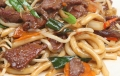 Yaki Udon (White Wheat Flour Noodles)