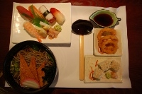 111. Sushi Teishoku