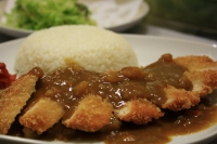206B. Katsu Curry Chicken