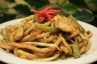 306. Curry Yaki Udon