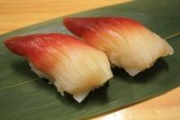 407. Hokkigai (Surf Clam) Nigiri