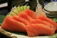 454. Salmon Sashimi