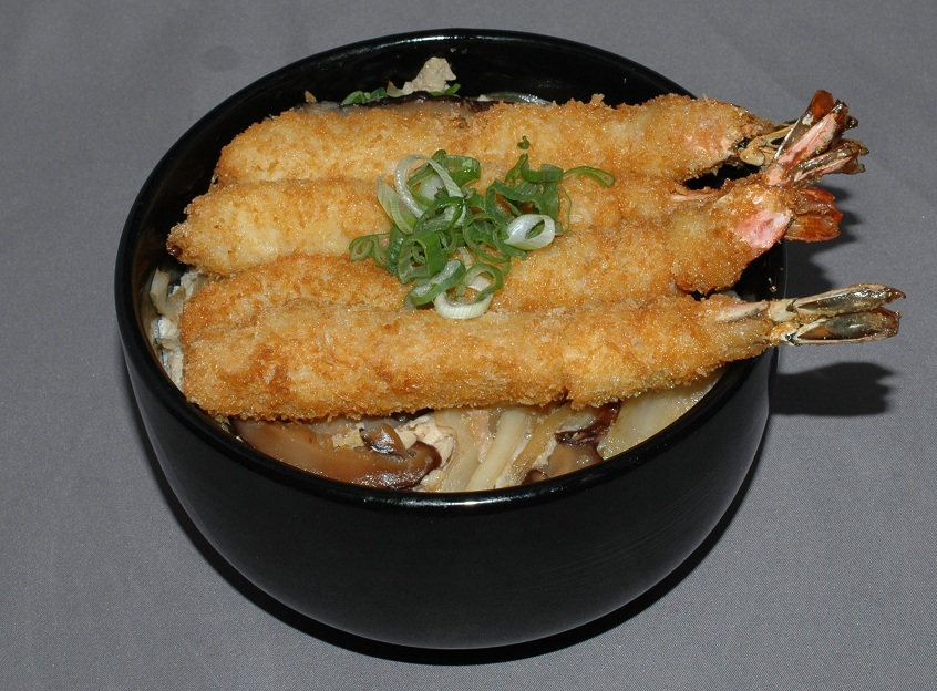 202. Ebi Katsu Don