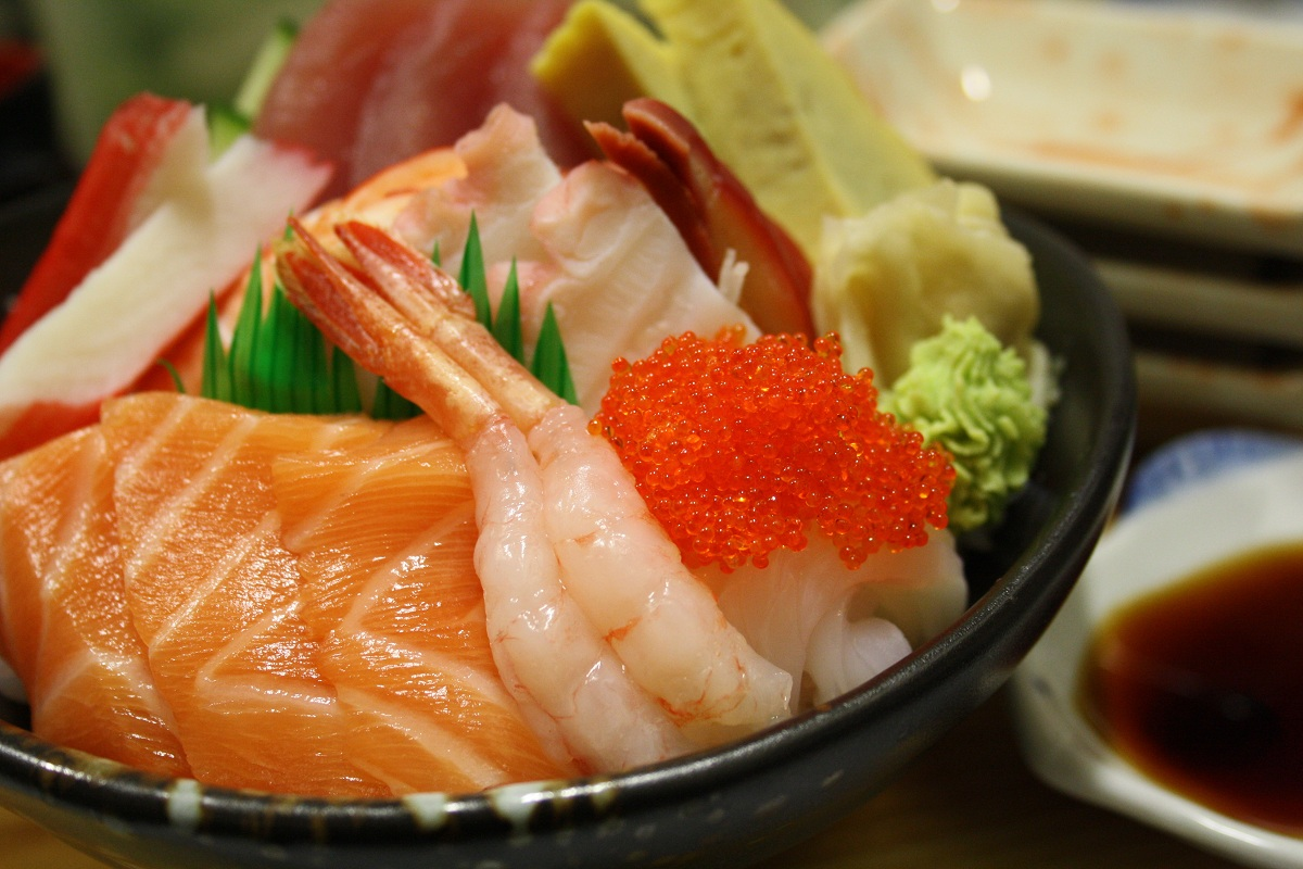 203. Chirashi Don