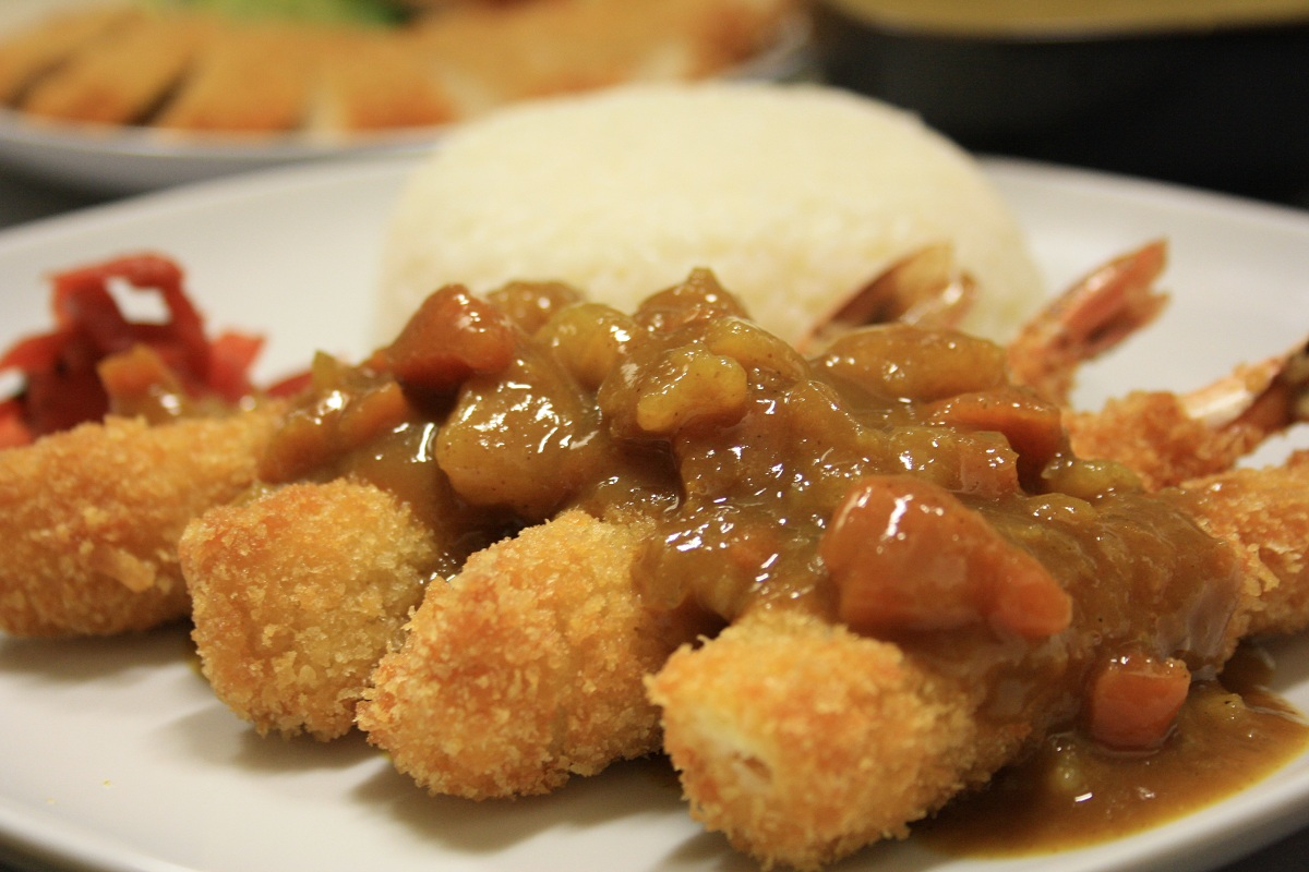 207. Ebi Katsu Curry