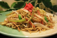 325.Vegetable Yaki Soba