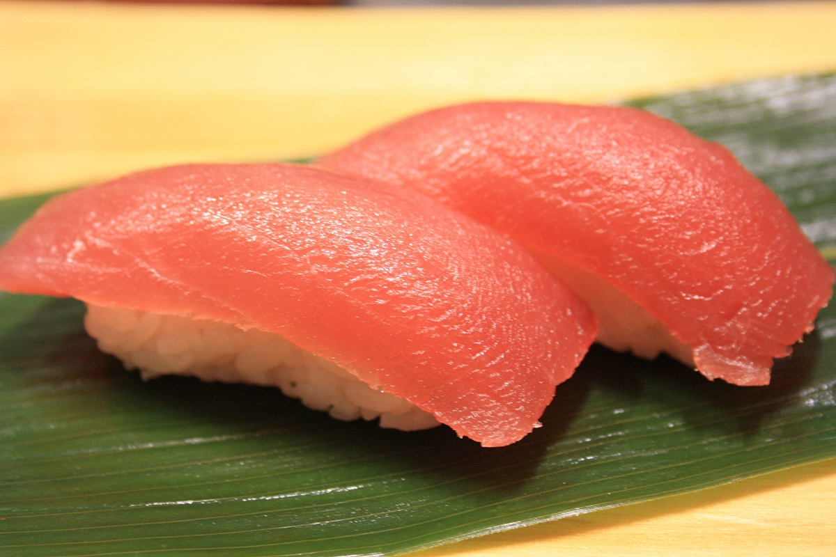 403. Tuna Nigiri
