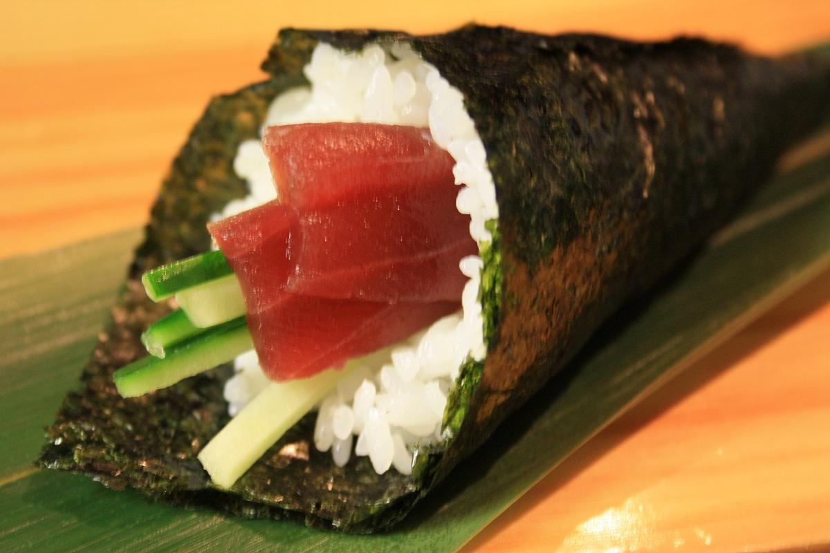 534. Tuna Hand Roll
