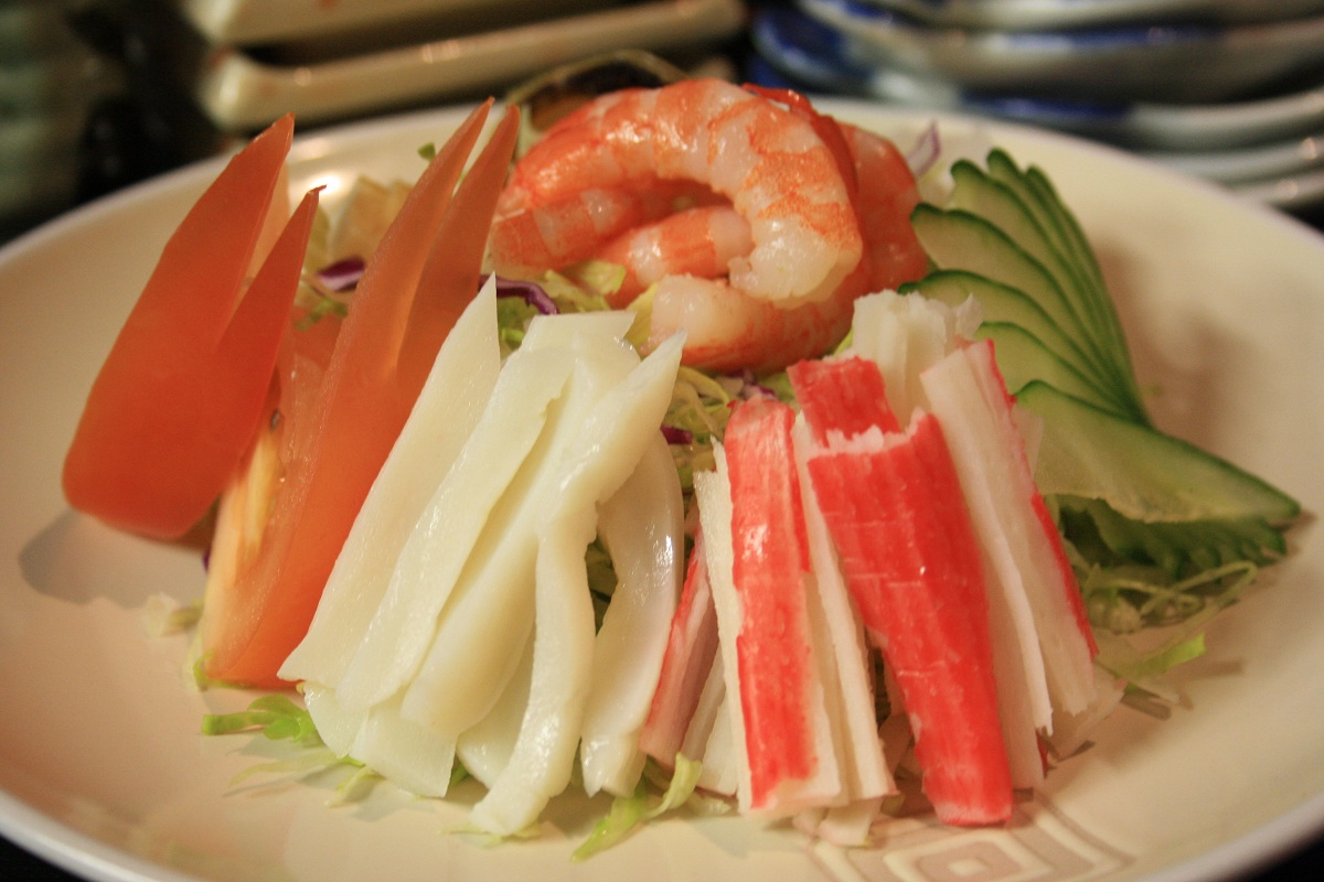 603. Seafood Salad