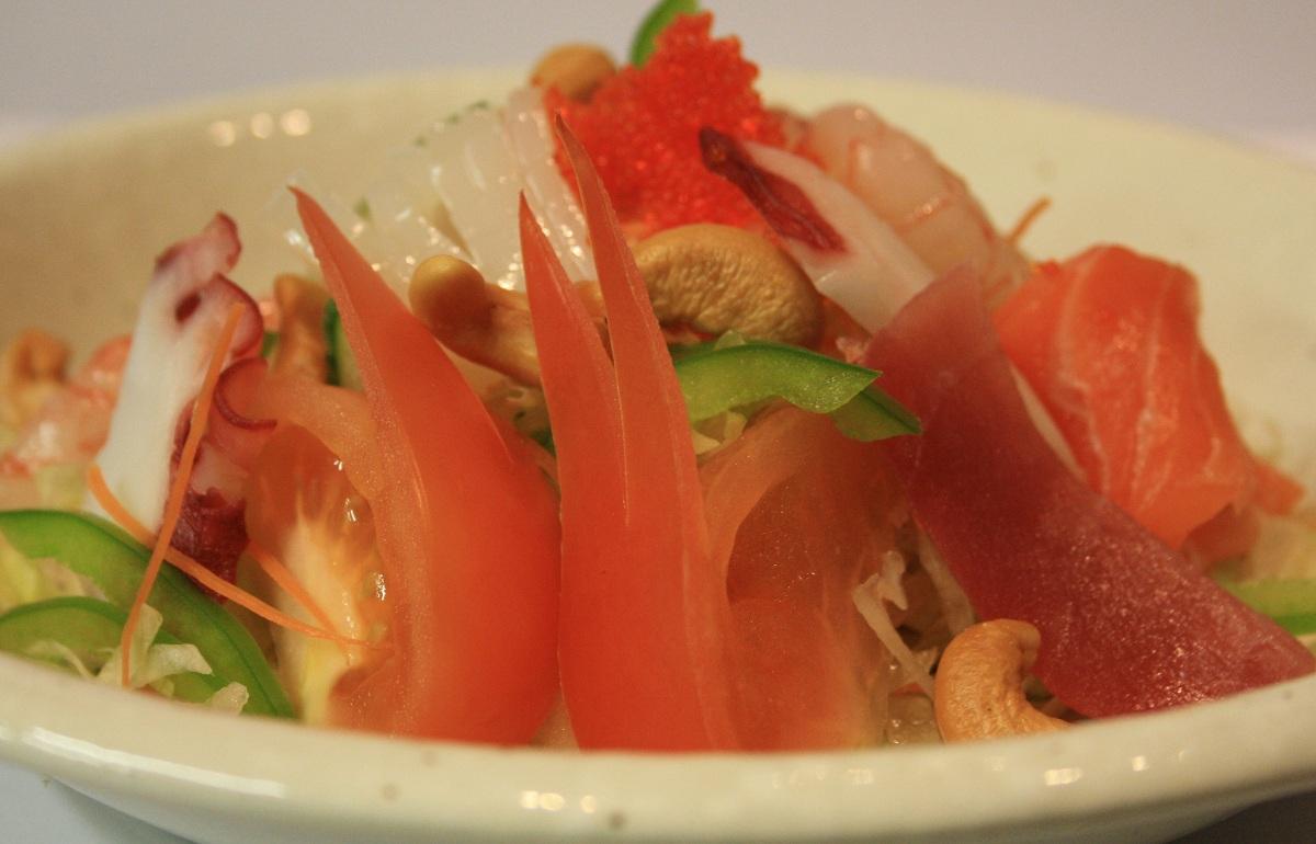605. Sashimi Salad