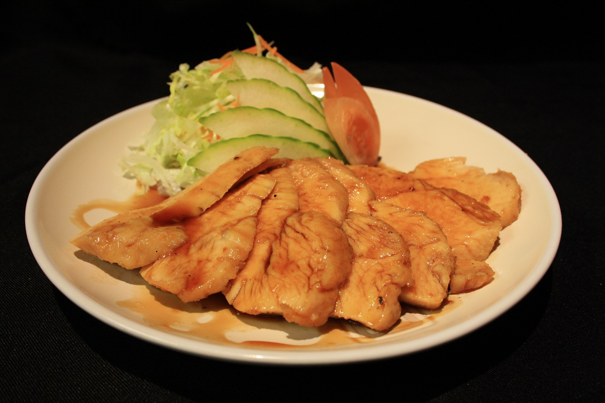 708. Chicken Teriyaki