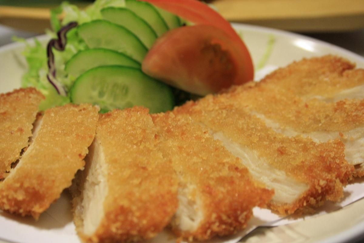 722A. Chicken Katsu